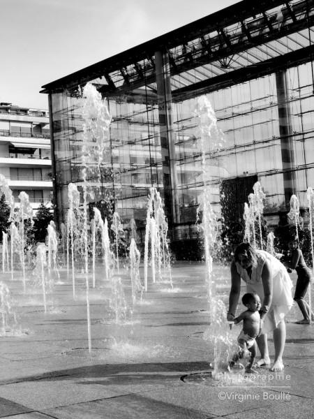 Parc André Citroën, Paris