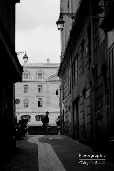 Rues de Paris
