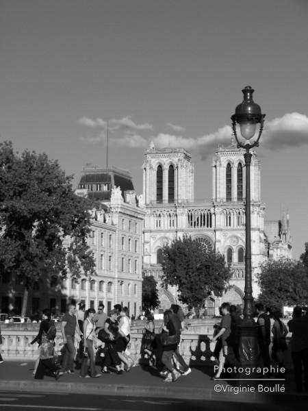 Saint-Michel notre Dame, Paris