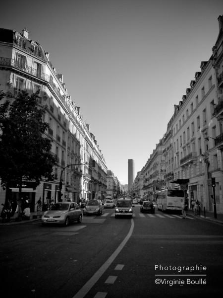 Rue de Renne, Monparnasse, Paris
