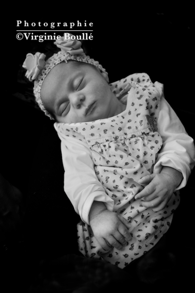 bébé Maelys 1