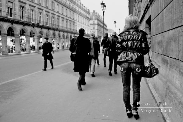 Louvre-Rivoli Paris 7