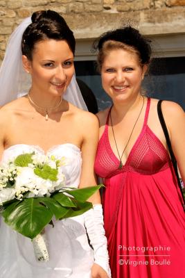 Mariage, Cérémonie. Bretagne ©Virginie Boullé