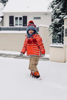 First neige ©Virginie Boullé