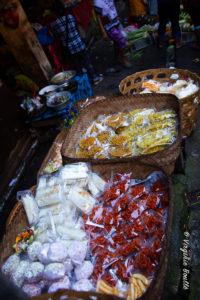 Marché d'Ubud, Bali, Indonésie ©Virginie Boullé