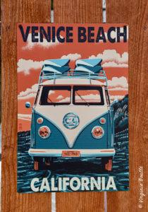 Venice, Los Angeles, État de Californie aux USA © Virginie Boullé