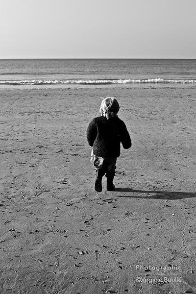 Douce Bretagne, plage du Val André