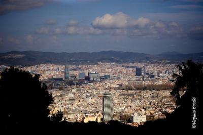Barcelone, Espagne ©Virginie Boullé